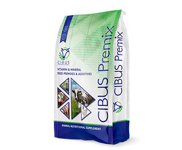 Custom Formulation Feed Premix - Cibus Animal Nutrition
